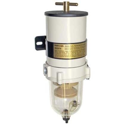 902fh30 fuel filter/water separator (341 lph)  902fh30