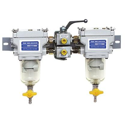AWK-2000-5U 300 Clear B