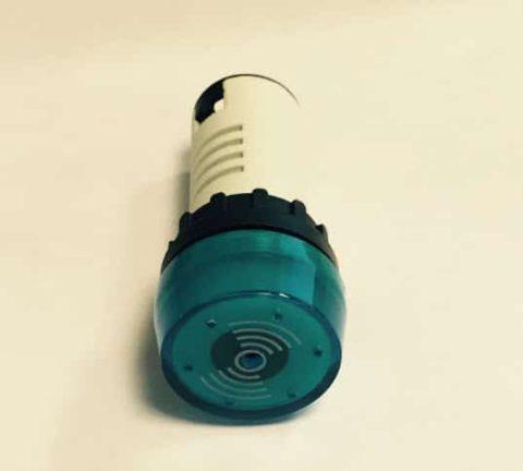 buzzer with light 24 VDC