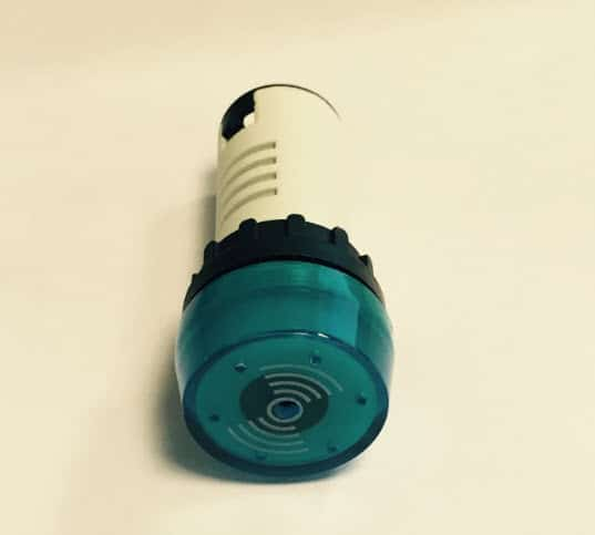 buzzer with light 24 VDC